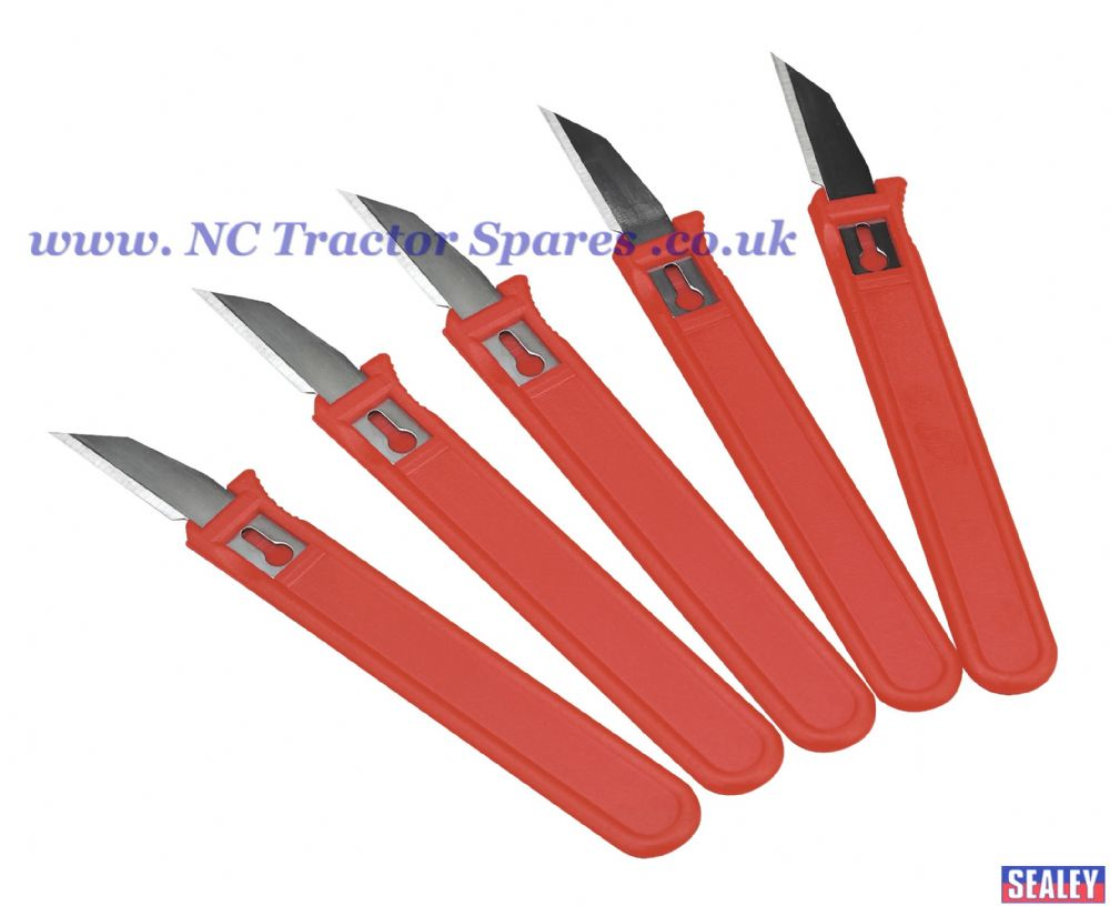 Trim Knife Pack of 5
